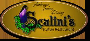 Scalinis Italian Restaurant Logo